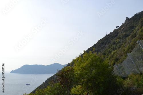 Fotobehang Zwart Italy