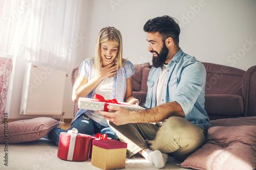 Gift exchanging