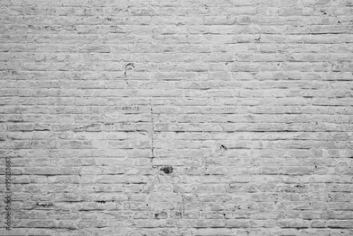 Fototapeta Brick texture with scratches and cracks