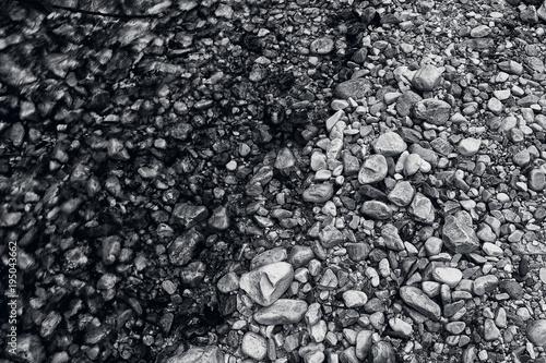 Foto op Canvas Stenen Stones
