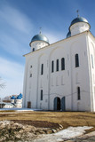 The Orthodox Church, the Novgorod, the Golden domes