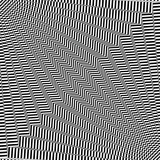 Vector stairs. Wavy, zigzag distorted lines pattern. Wavy, zigzag distorted lines pattern