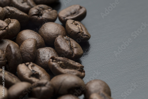 Papiers peints Café en grains coffee beans macro photo