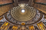 The Pantheon, Rome, Italy. - 195141249