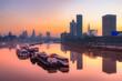 City of London skyline, London, UK - 195142201