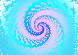 Abstract twist background - 195150659