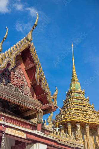 Papiers peints Bangkok Amazing tample thailand very beautiful