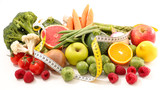 fruit and vegetable, health food - 195163052