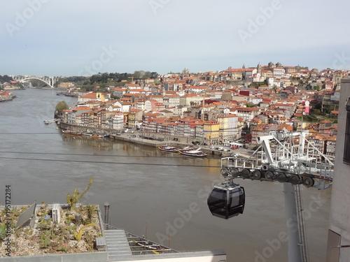 Papiers peints Bleu ciel Porto, Portugal