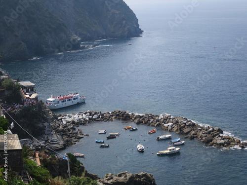 Fotobehang Liguria Cinque Terre Liguria Italia