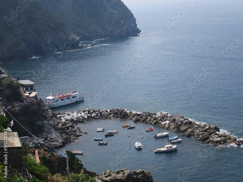 Keuken foto achterwand Liguria Cinque Terre Liguria Italia