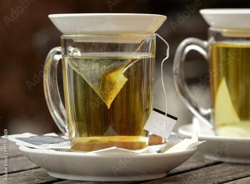 Papiers peints The thé