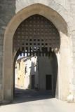 porte médiévale - 195193616