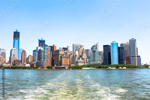 Foto op Canvas New York New York