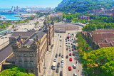 Panorama  Barcelona. State Agency for Tax Administration, Tax Ag - 195274224