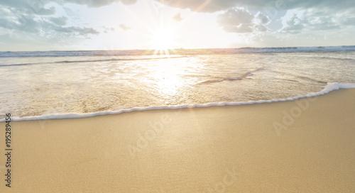 Fala na plaży