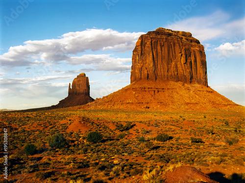 Fotobehang Arizona Mittens