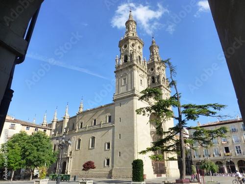 Logroño, ciudad capital de la comunidad autónoma de La Rioja (España)
