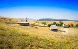 old Dacian village - 195331425