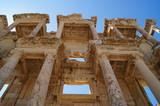 Ephesos Celsus Bibliothek - 195336854