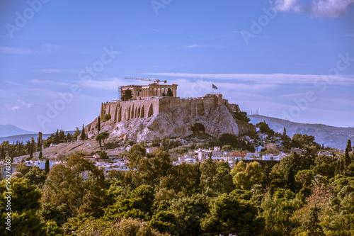 Tuinposter Athene Acropolis Athens