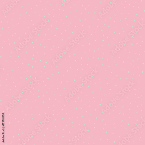 Universal vector seamless pattern of simple elements - 195381696