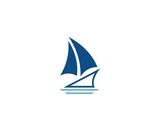 Sailing logo  - 195412098