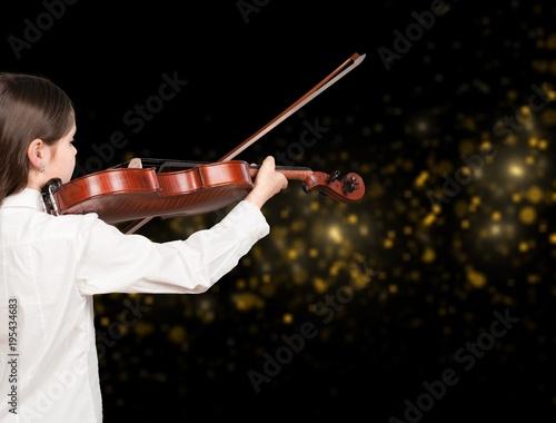 Fototapeta Orchestra.