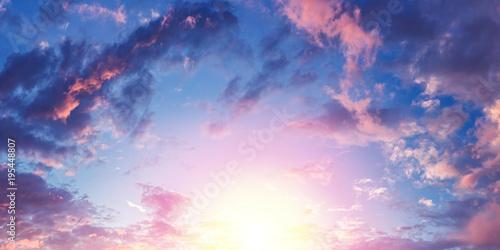 panorama-pieknego-wieczor-zachmurzone-niebo-natura-b