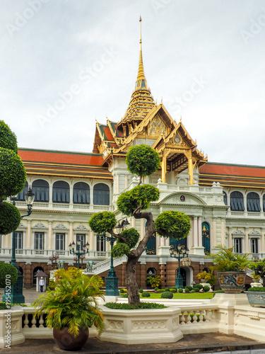 Foto op Canvas Bangkok Wat Phra Kaew Bangkok, Thailand