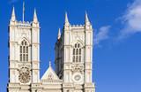 Westminster Abbey, London, England, UK - London landmark - 195470836