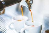 Espresso Zubereitung - 195471875