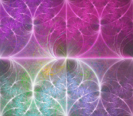 abstract fractal background, texture,