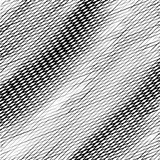 Striped engraving halftone vector background - 195593052