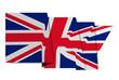 イギリス  国旗 世界 アイコン