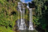 Tad Yuang Waterfalls in Bolaven Plateau, Laos