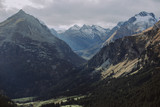 Switzerland mountains and nature. Concepts about traveling and wanderlust - 195721625