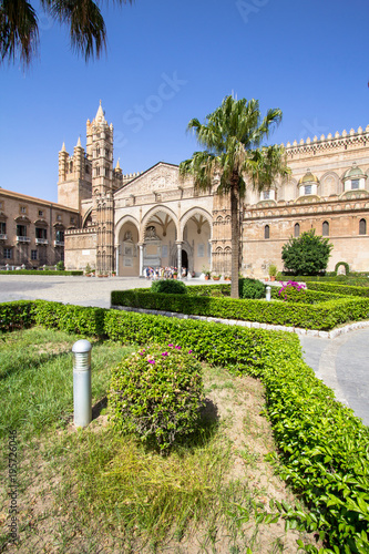 Palermo Palermo cathedral, Italy