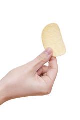 eldeki patates