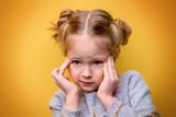 six year old girl - 195766468