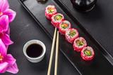 Fototapeta Maki - sushi © Олег Курбанов