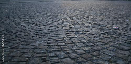 Fotobehang Stenen cubic stone