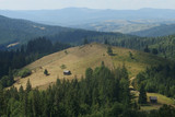 Rumunia, Bukowina - górski krajobraz