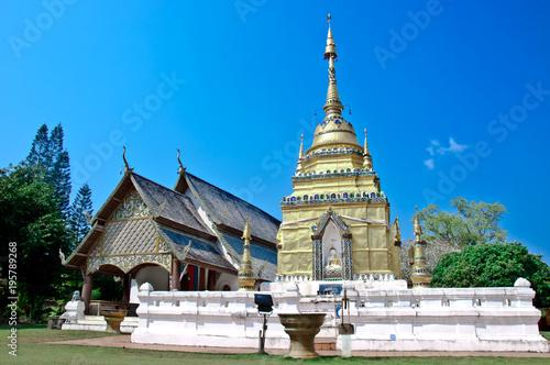 Aluminium Thailand Wat Pho Doi is an ancient temple in Pong.