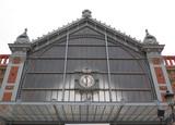 Almeria restored railway station - 195826819