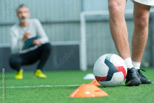 Aluminium Voetbal training soccerfutsal indoor gym