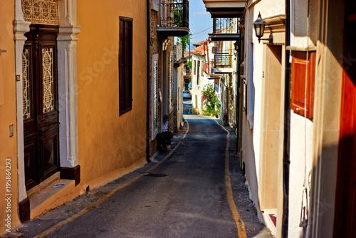 Aluminium Smalle straatjes Cyprus