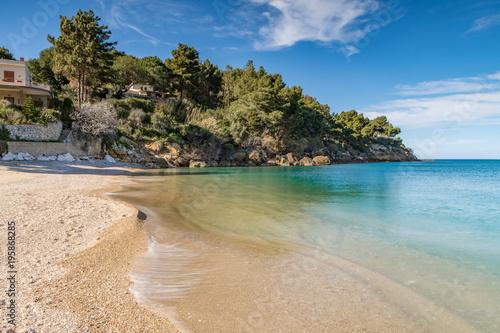 Foto op Canvas Tropical strand SPIAGGIA DI SCOPELLO, SICILIA