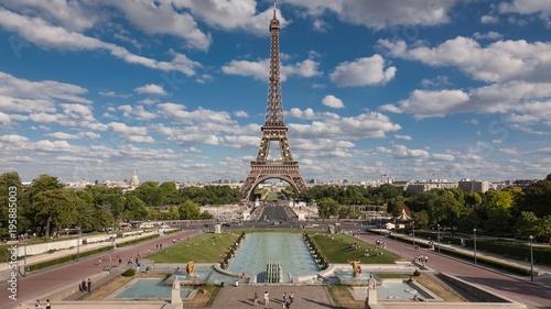 Fridge magnet Paris Eiffel Tower
