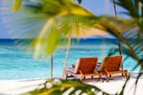 Tropical beach - 195914242